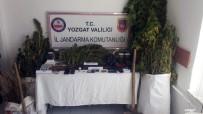 İL JANDARMA KOMUTANLIĞI - Yozgat'ta Uyuşturucu Operasyonda 3 Kişi Tutuklandı