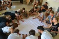 DİYARBAKIR - 6 Ülkeden 38 Genç Diyarbakır'da Buluştu