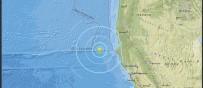 KALIFORNIYA - ABD'de 5.7 Büyüklüğündeki Depremde Ölen Ya Da Yaralanan Olmadı