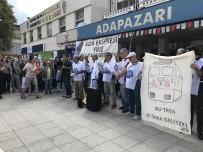 BASIN AÇIKLAMASI - Ada Express'i İçin Eylem Yaptılar