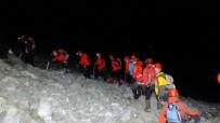 'AFAD'ın Yüksek İrtifada Ve Buzulda Arama Kurtarma Eğitimi Sona Erdi