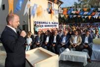 HALIL ELDEMIR - AK Parti Osmaneli İlçe Teşkilatı 6'Ncı Olağan Kongresini Yaptı