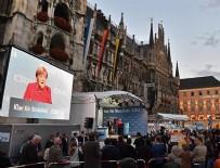 SOSYAL DEMOKRAT - Almanya yarın sandık başına gidiyor