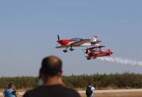 PARAMOTOR - Antalya'da Gösteri Uçakları Nefes Kesti