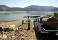 BARAJ KAPAKLARI - Aydın'da Kuraklık Tehlikesi