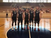 BASKETBOL KULÜBÜ - Bilecik Belediyesi Basketbol Kulübü Turnuvaya Galibiyetle Başladı