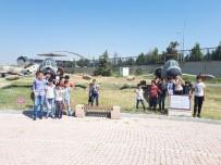 EL SANATLARI - Büyükşehir, Mülteci Çocuklara Sahip Çıkıyor