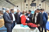 SEBAHATTİN KARAKELLE - Erzincan Da 66 Spor Klubüne Malzeme Dağıtımı