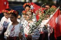 GÜRBÜZ KARAKUŞ - Gemlik'te Zeytin Festivali Coşkusu