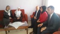 VODAFONE ARENA - Hak-İş Konfederasyonu Genel Başkanı Arslan, Şehit Ailelerini Ziyaret Etti