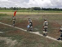 NARENDRA MODI - Hindistan, Arakanlı Müslümanlara sınırını kapattı!