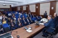 KALKINMA BAKANLIĞI - İl İdare Şube Başkanları Toplantısı Vali Su Başkanlığında Yapıldı