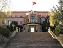 GENELKURMAY KARARGAHI - Irak Genelkurmay Başkanı Ganimi Türkiye'ye geldi