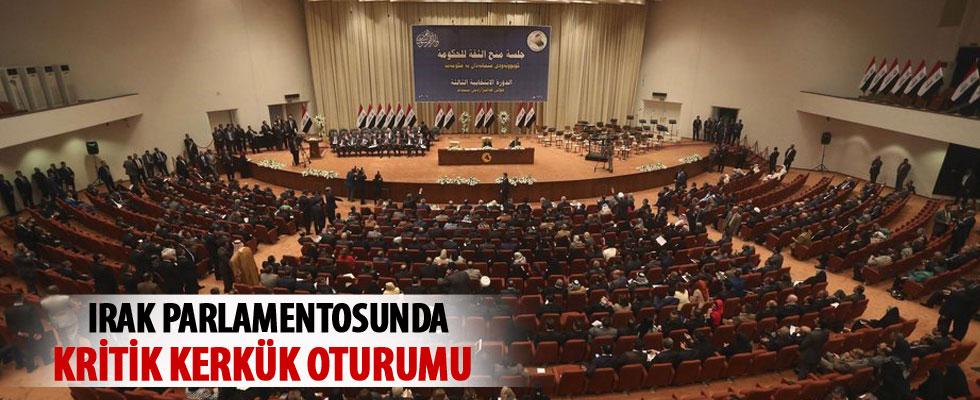 Irak parlamentosunda kritik Kerkük oturumu!
