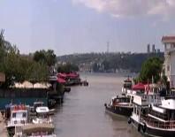 İSTANBUL BOĞAZI - İstanbul Boğazı Çamurla Kaplandı