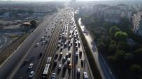 BURHAN FELEK - İstanbul'da Yarın Bu Yollara Dikkat