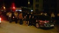 MUSTAFA AVCı - Kadirli'de Zincirleme Trafik Kazası Açıklaması 6 Yaralı