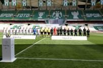MUSTAFA YUMLU - Konyaspor Akhisar'ı 2 Golle Geçti