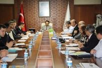 OKAN YıLMAZ - KÖYDES Toplantısı Vali Aktaş Başkanlığında Yapıldı