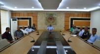 YıLDıZLı - Malatya Ticaret Borsası Eylül Ayı Meclis Toplantısı Yapıldı