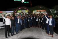 ORTAÖĞRETİM - Manisa Ülkü Ocakları Akhisar'da İstişare Toplantısında Buluştu