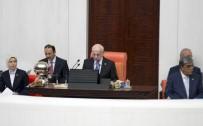 İÇ TÜZÜK - Meclis'te Bir İlk, Meclis Başkanı Kahraman Frak Giymedi