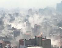 MEKSIKA KÖRFEZI - Meksika'da bir deprem daha!