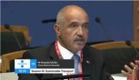 BÜYÜME RAKAMLARI - Milletvekili Ilıcalı, Estonya Parlamentosu'nda Türkiye'nin Ulaştırma Alanındaki Başarısını Anlattı