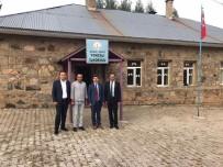 MİLLİ EĞİTİM MÜDÜRÜ - Milli Eğitim Müdürü Can, Köy Okullarında İncelemeler De Bulundu