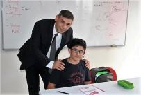 ÖĞRETMENLER - Milli Eğitim Müdürü, Hafta Boyunca Öğrencileri Yalnız Bırakmadı