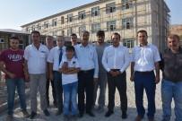 AHMET GAZI KAYA - Narince Köyüne Çok Programlı Lise Yapılıyor