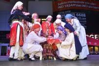İBRAHIM KÜÇÜK - Nazilli'de Kültür Buluşması Gerçekleşti