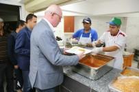 YURTTAŞ - Odunpazarı Belediyesi'nden 10 Muharrem İftar Yemeği