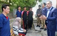 TELEVİZYON DİZİLERİ - Öztabak'tan Öğrencilere Öğütler