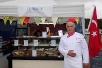 İÇLİ KÖFTE - Paris'te 40 Ülke Gastronomi Bayramı'nda Mutfağını Tanıtıyor