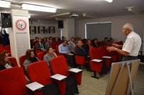 ECZACI ODASI - Personele Yönelik Taşınır Mal Yönetmeliği Eğitimi Düzenlendi