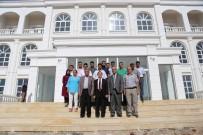 REKTÖR - Rektör Kızılay, Doğanşehir Vahap Küçük MYO'nda İncelemelerde Bulundu