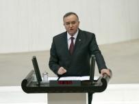ERKAN AKÇAY - Suriye Ve Irak İle İlgili Başbakanlık Tezkeresi Oturumu