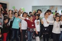 HULUSI DOĞAN - Suriyeli Çocukların Artık Bir Kardeşi Var