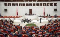DEVLET BAHÇELİ - TBMM Genel Kurulu'nda Irak Ve Suriye İle İlgili Başbakanlık Tezkeresi Oturumu Başladı