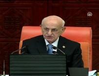 KEMAL KILIÇDAROĞLU - Meclis Başkanı ilk kez fraksız