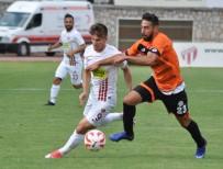 İNEGÖLSPOR - TFF 2. Lig Açıklaması İnegölspor Açıklaması 1 - Etimesgut Belediye Açıklaması 1