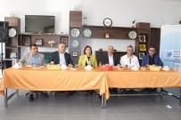 LÜTFIYE İLKSEN CERITOĞLU KURT  - Türkiye Beyazay Derneği İç Anadolu Ve Karadeniz Bölge Toplantısı Çorum'da Yapıldı