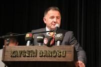 HUKUK FAKÜLTESI - 'Türkiye'de En Çok Açılan Dava Boşanma Davasıdır'
