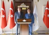 MUSTAFA TUTULMAZ - Vali Mustafa Tutulmaz Açıklaması ZEKA Ve FRİGKÜM Kütahya Ve Afyonkarahisar'ı Kalkındıracak