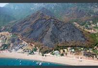 ERENTEPE - Yangınla Kararan Adrasan, 1 Yıl İçinde 250 Bin Yeni Fidanla Yeşile Büründü