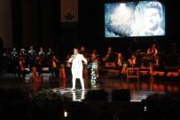ZEKİ MÜREN - Zeki Müren Bursa'da Şarkılarıyla Anıldı