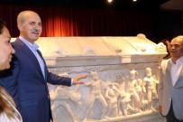 GÖKÇEN ÖZDOĞAN ENÇ - 57 Yıl Sonra Ait Olduğu Topraklara Dönen Herakles Lahdi Açıldı
