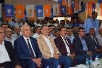 BAYRAM YıLMAZ - AK Parti Akçadağ İlçe Başkanı Tutal Güven Tazeledi