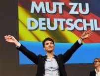 SOSYAL DEMOKRAT - Almanya'da AFD partisi mecliste